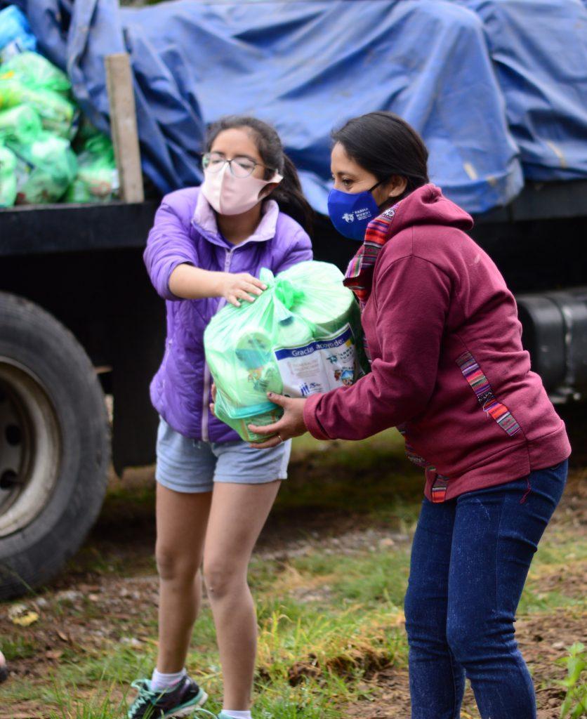 Emergencia Guatemala por Huracan Eta