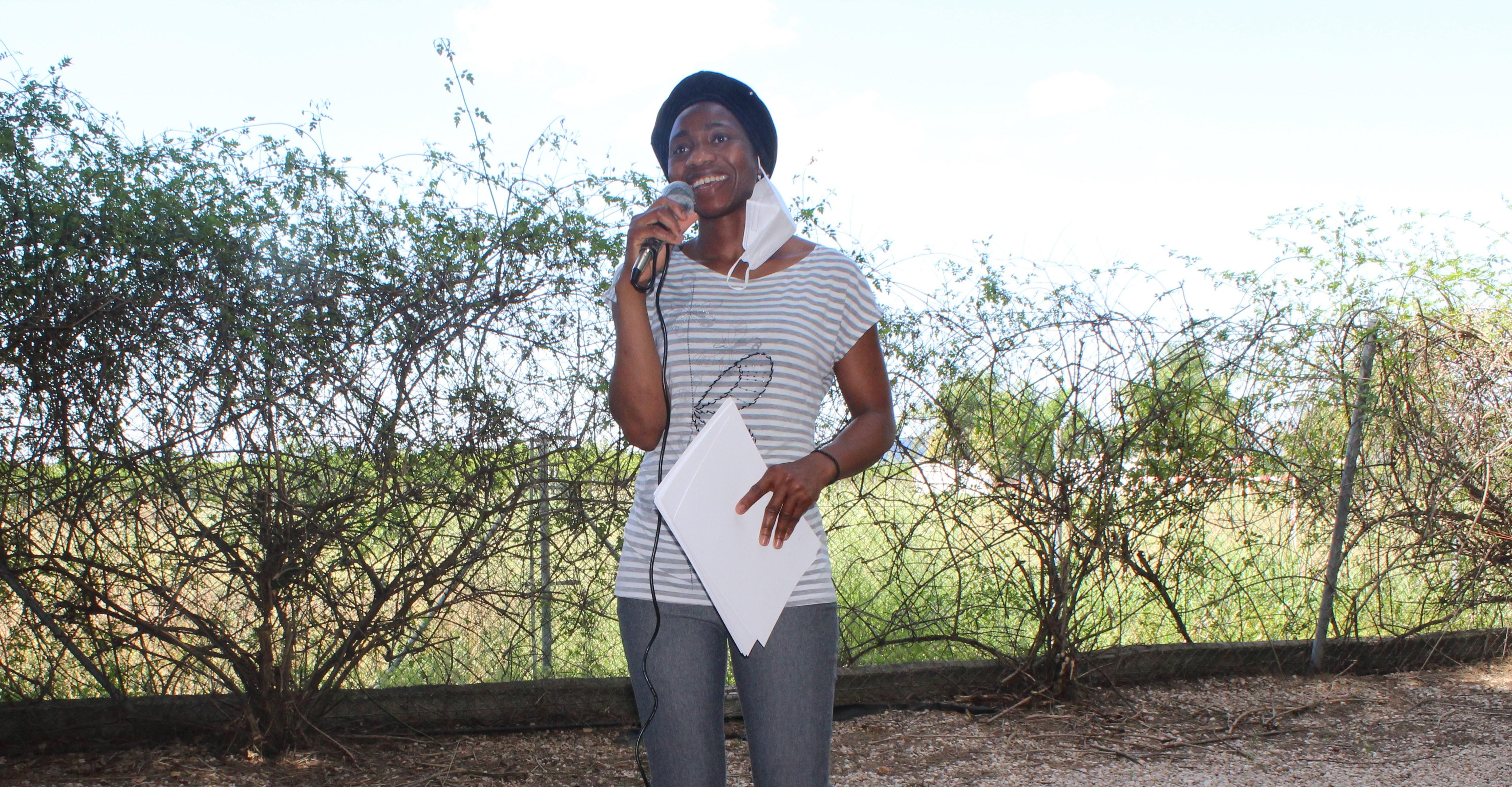 Entrevista | Aminata Soucko, presidenta de Red Aminata para la defensa y salud de las mujeres