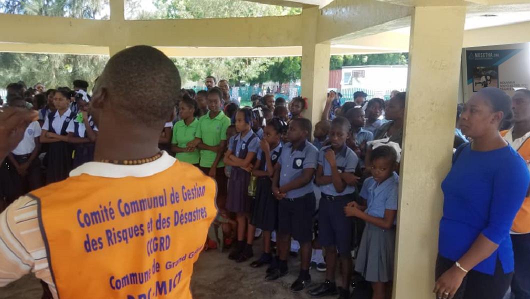 Emergencia Haití | Iniciamos una intervención socio sanitaria para atender a 478 familias afectadas por el terremoto