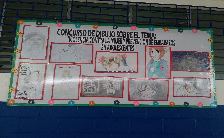 Prevenimos el embarazo adolescente y la violencia contra las mujeres en El Salvador